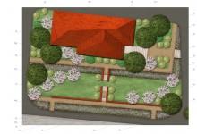 Garden in ISA